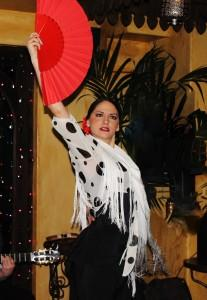 Laura Flamenco Dancer
