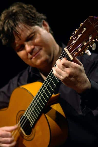 Flamenco Guitarist Events
