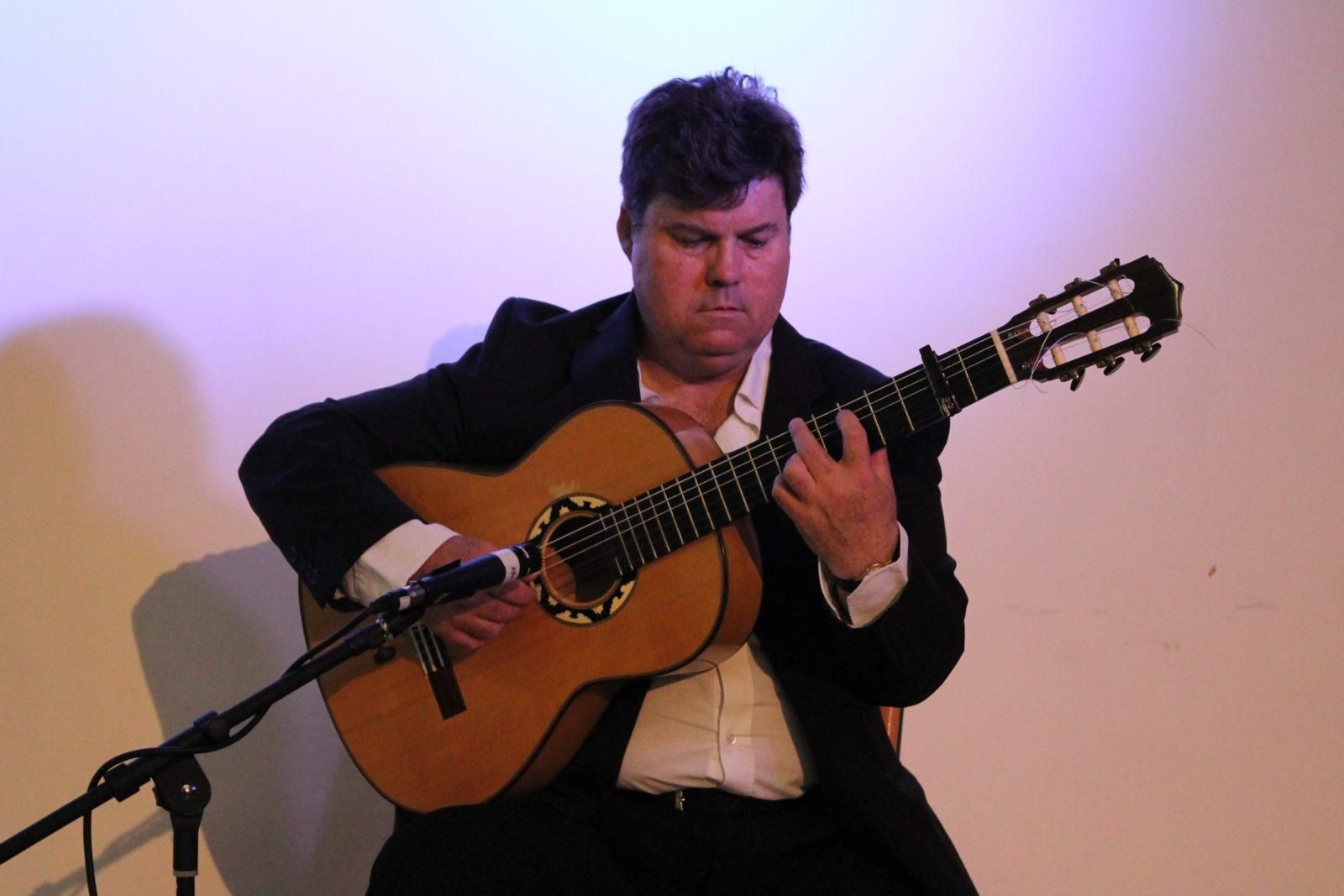 Flamenco Guitarist Concert