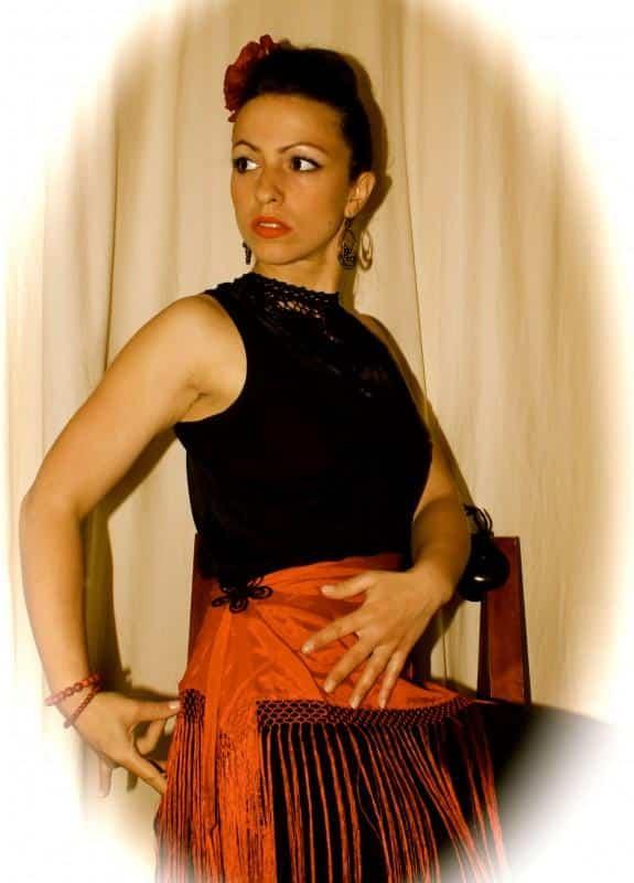 Rocio: Flamenco Dancer