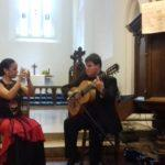 Flamenco: Cancer Research UK: St. Michael in the Northgate Oxford