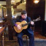 Spanish Guitar Tapas Night White Hart Fyfield Oxfordshire
