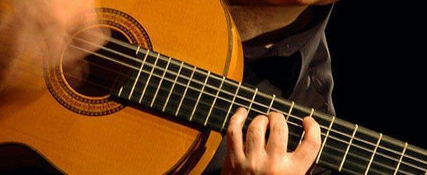 Flamenco Guitar Player