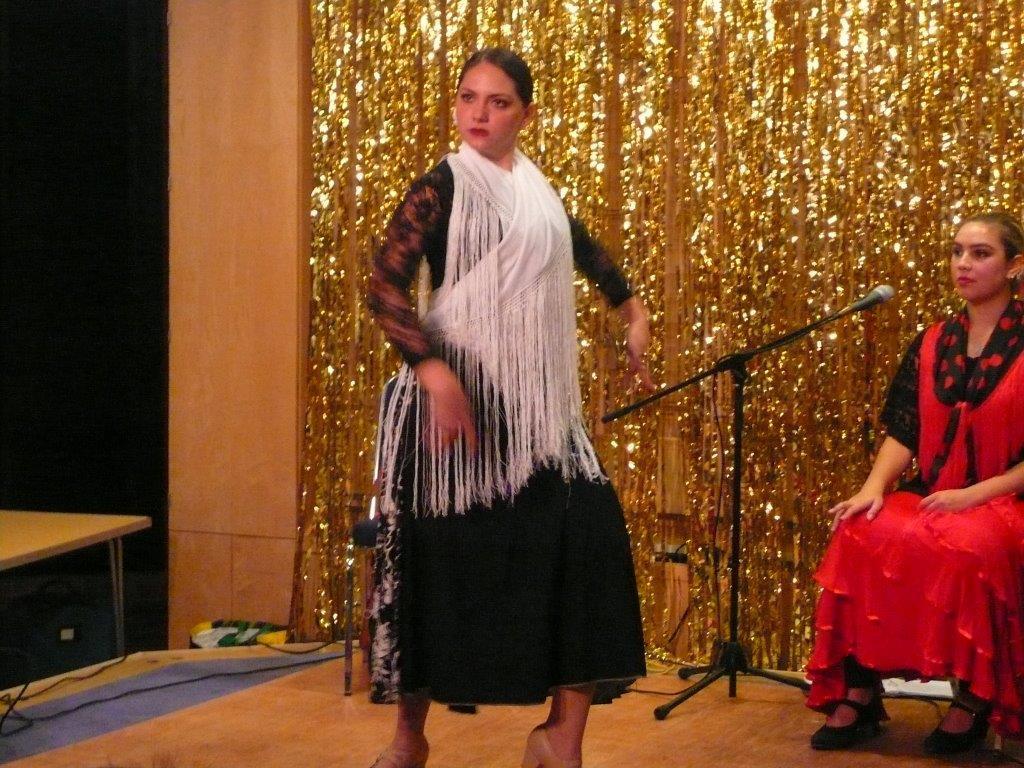 Flamenco Dancers Concert