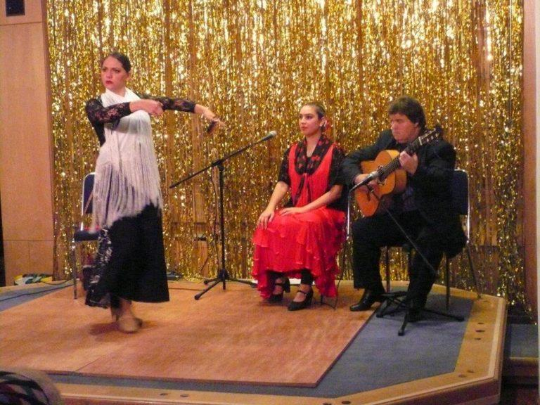 Flamenco Dance, Song, Guitar